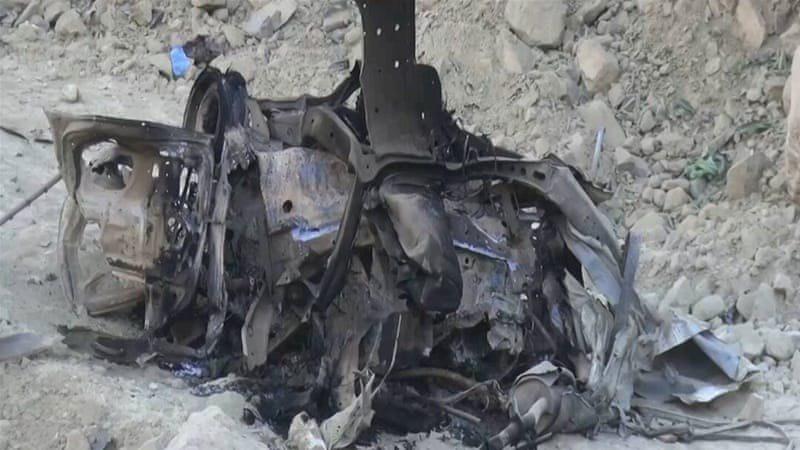 Photo of Saudi warplanes massacre 11 Yemeni women in wedding procession
