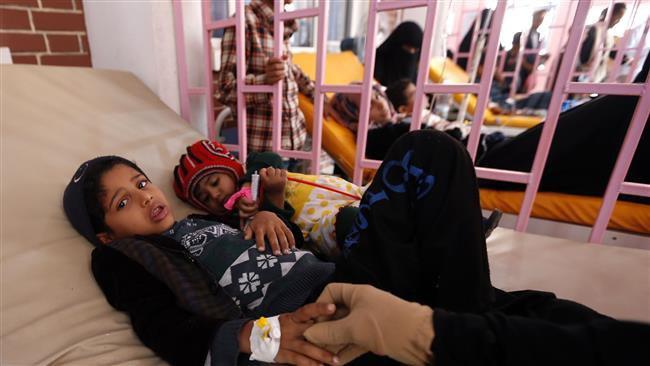 Photo of Suspected cholera cases in Yemen reach 1 million: ICRC