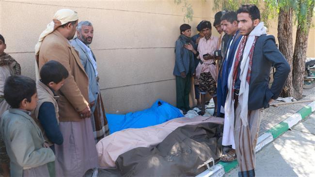 Photo of Unexploded bomb goes off in western Yemen, kills 4 children