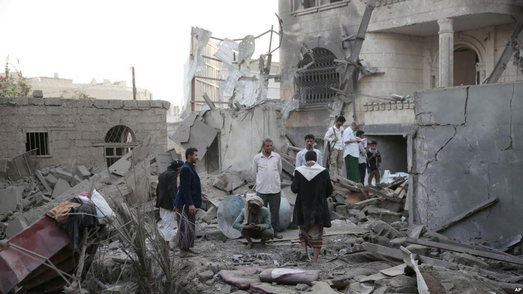 Photo of At least 30 killed in Saudi airstrikes in Sana'a, other cities