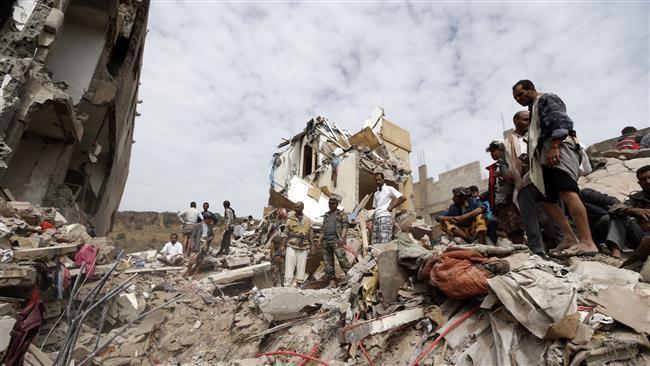 Photo of Saudi airstrikes kill, injure over 120 in southwestern Yemen