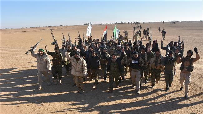 Photo of Iraqi forces kill 15 Daesh bombers near border with Syria