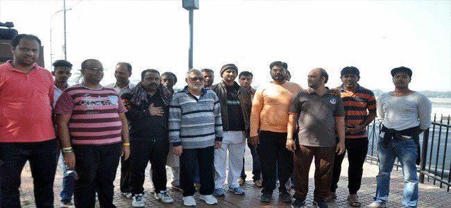 Photo of Indian pilgrims walk 6000 km to visit Imam Hussain in Karbala