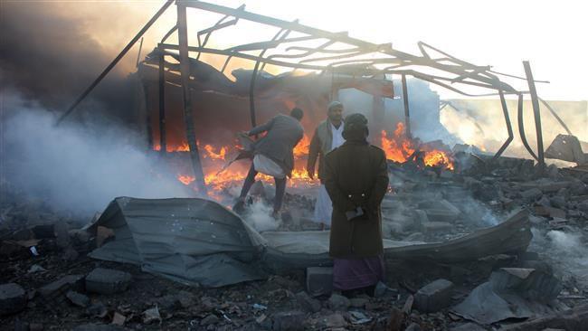 Photo of New Saudi airstrike leaves dozen civilians dead in Yemen's Ta'izz
