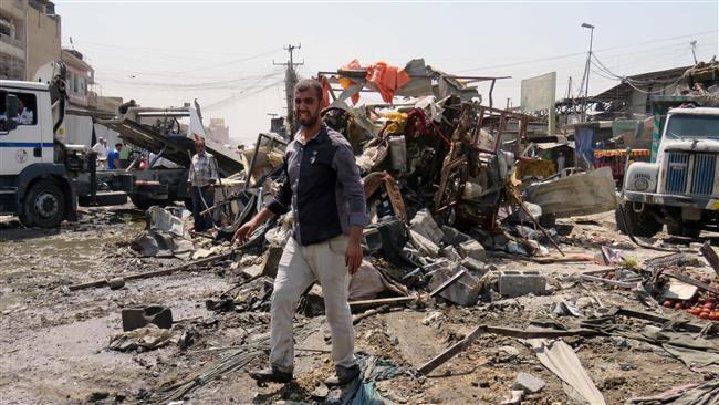 Photo of Bombing kills 8, injures 10 in northern Iraqi capital