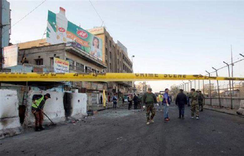Photo of Twin bombings kill over 3 dozen