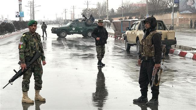 Photo of Terrorist attack a military academy in Kabul, clash with Afghan soldiers