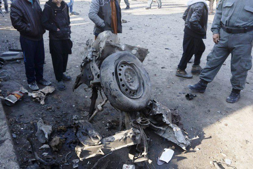 Photo of Suicide bomber killed, car bomb destroyed in Helmand province