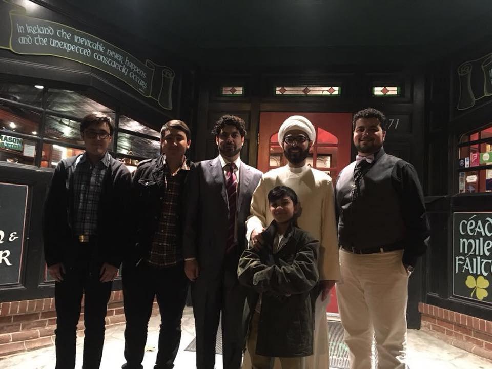 Photo of Imam Ali Centre participates in the Interfaith Dialogue Conference in America