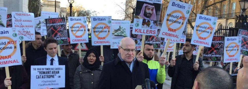 Photo of Saudi Arabia should be dropped from UN Human Rights Council, say British lawyers