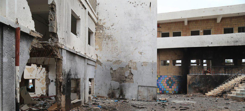 Photo of Civilians in war-torn Yemen 'under fire on all sides' – UN rights chief