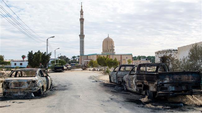 Photo of Egyptian army kills 12 militants, arrests 92 amid fresh Sinai operation