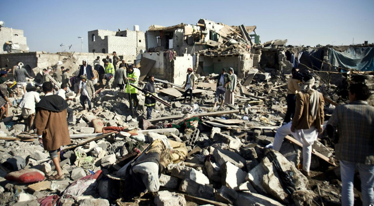 Photo of Human rights abuse is 'ramping up' in Yemen, says Amnesty