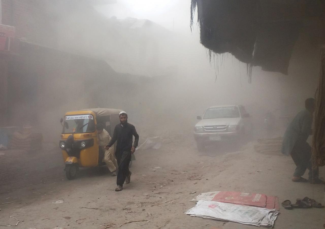 Photo of Three killed in Jalalabad explosion