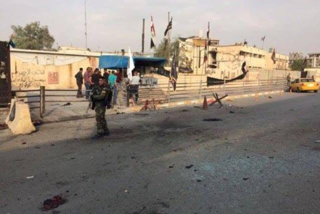 Photo of Suicide bomber targets Iraq's Hashd al-Shaabi Forces