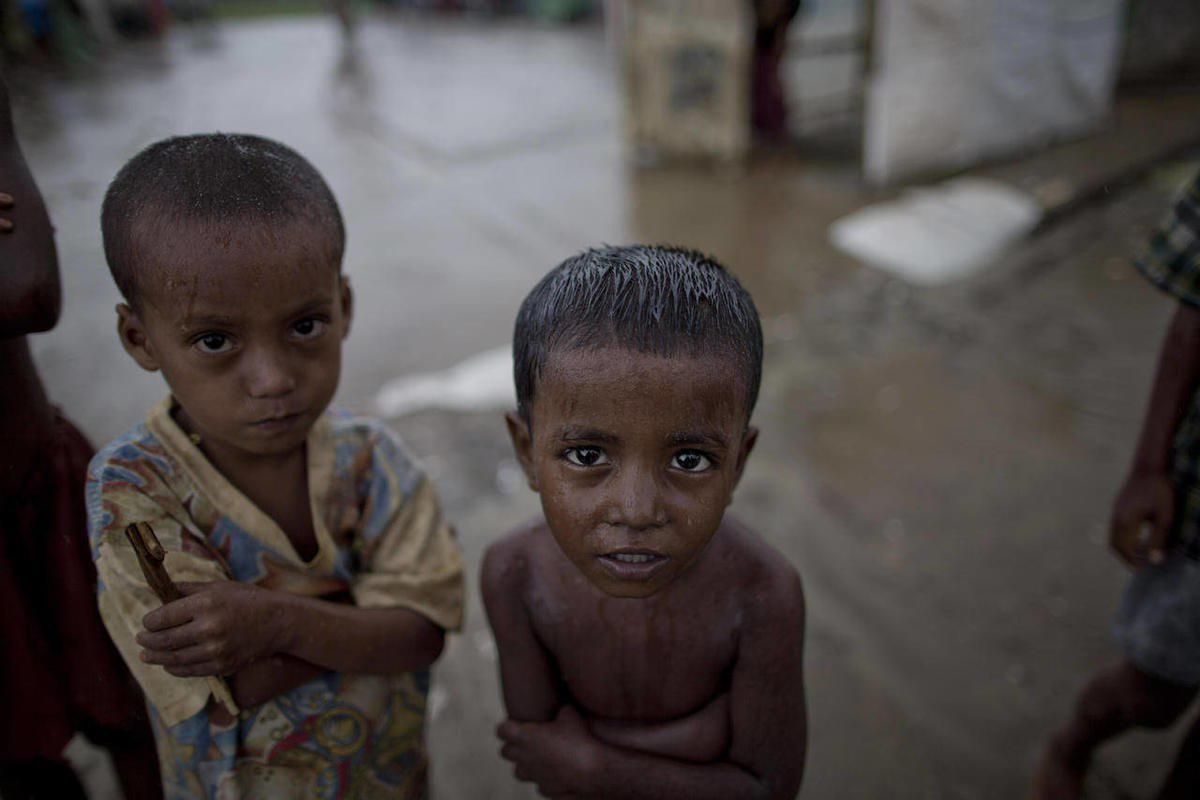 Photo of UNICEF calls for urgent help for Rohingya children