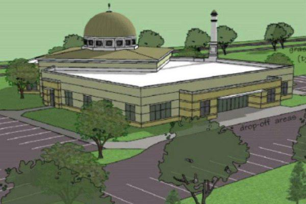 Photo of Special permit approved for mosque in Indiana Town