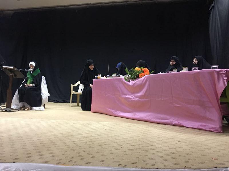 Photo of Women's Quranic Division Supports the Quranic Competition of the Education Directorate
