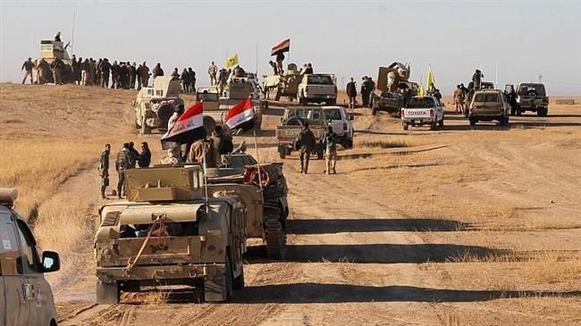 Photo of Iraqi forces capture senior Daesh leader near Mosul