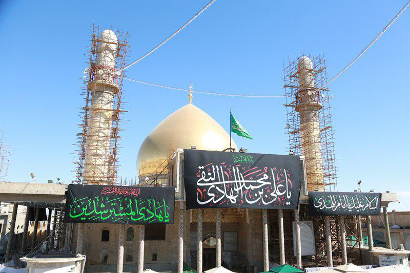 Photo of Samarra ready to host pilgrims on martyrdom anniversary of 10th Imam