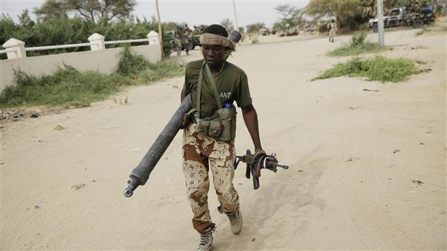 Photo of Chad soldier, 20 Boko Haram militants killed in clashes