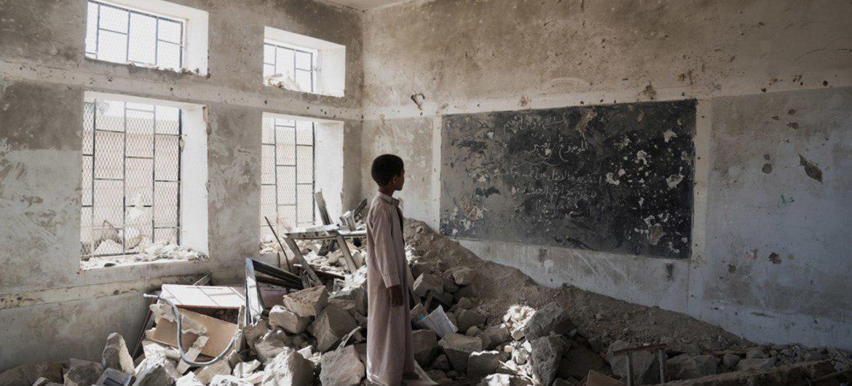 Photo of Children's education latest victim of Yemen conflict: UNICEF