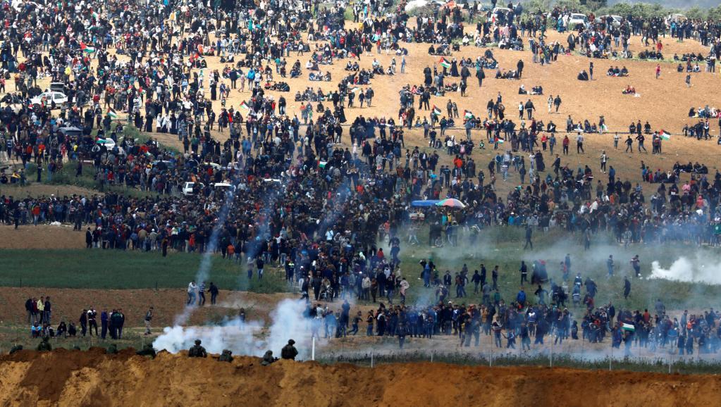 Photo of Adam Center condemns Israeli crimes against Palestinians and criticizes UNSC