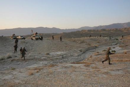 Photo of 30 Armed terrorists Killed In ANSF Operations