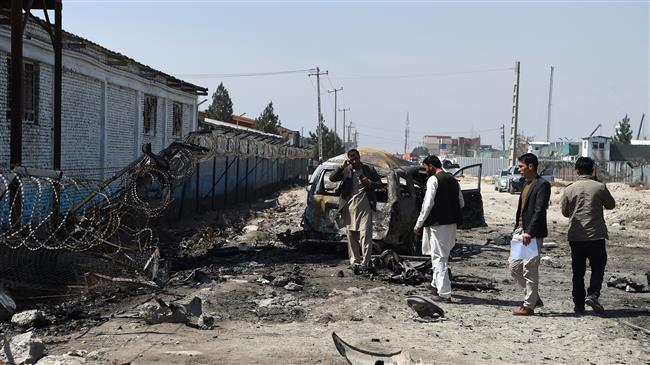 Photo of At least 8 killed in powerful explosion in Afghanistan's Herat