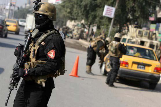 Photo of Two suicide bombers killed in attempt to attack visitors of  Imam Kadhim's shrine in Baghdad