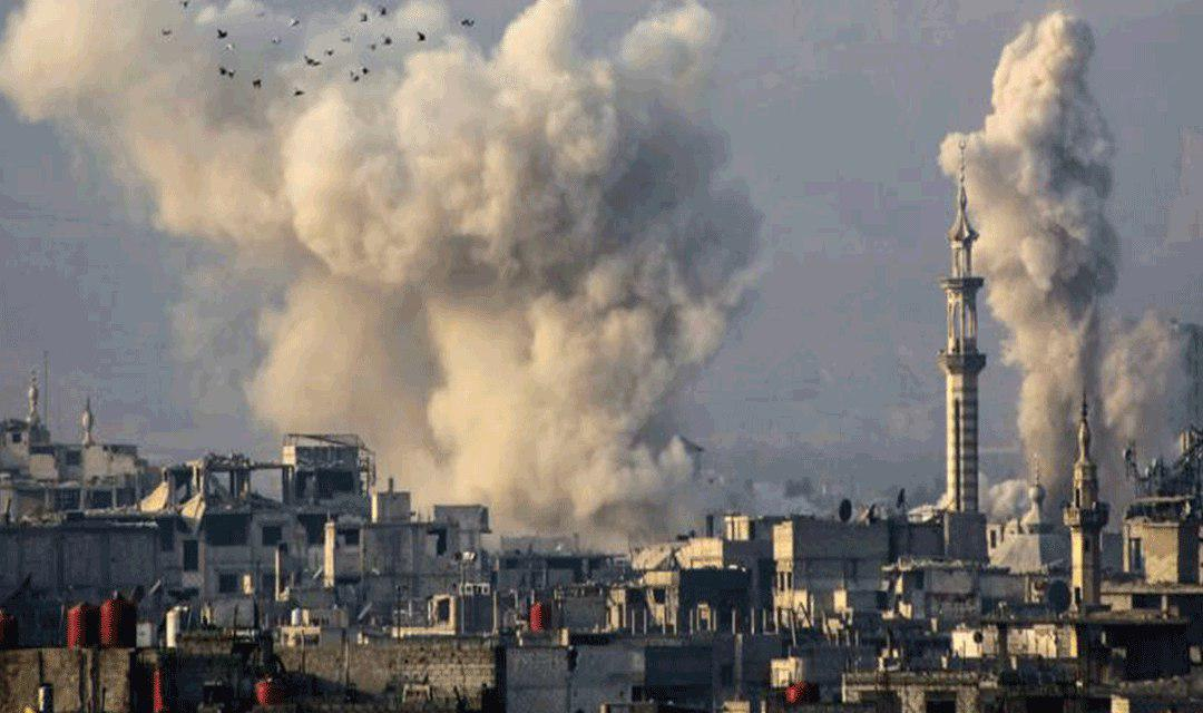 Photo of Global non-violence warns of rising international tension over the Syrian crisis