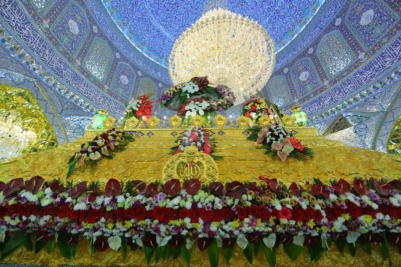 Photo of Holy Karbala prepares to receive the birth anniversary of Imam Hussein