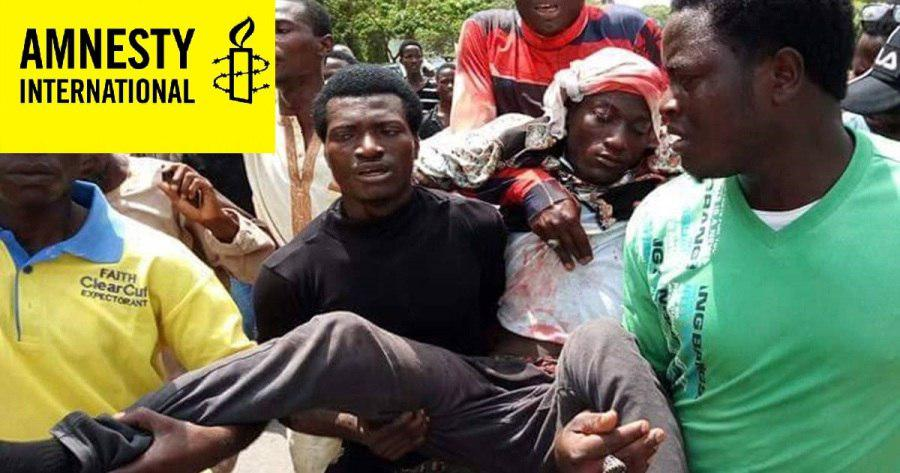 Photo of Amnesty International strongly condemns Buhari regime, calls to release Sheik al-Zakzaky & his wife
