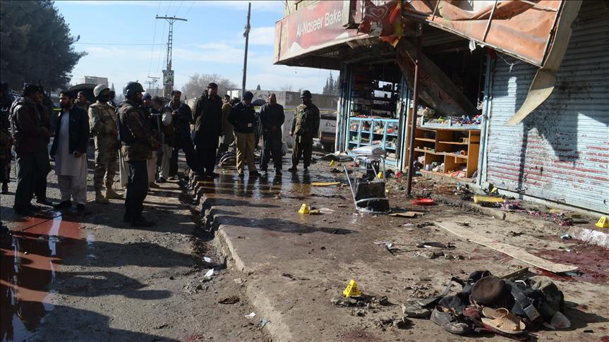 Photo of Two killed in sectarian attack in southwestern Pakistan