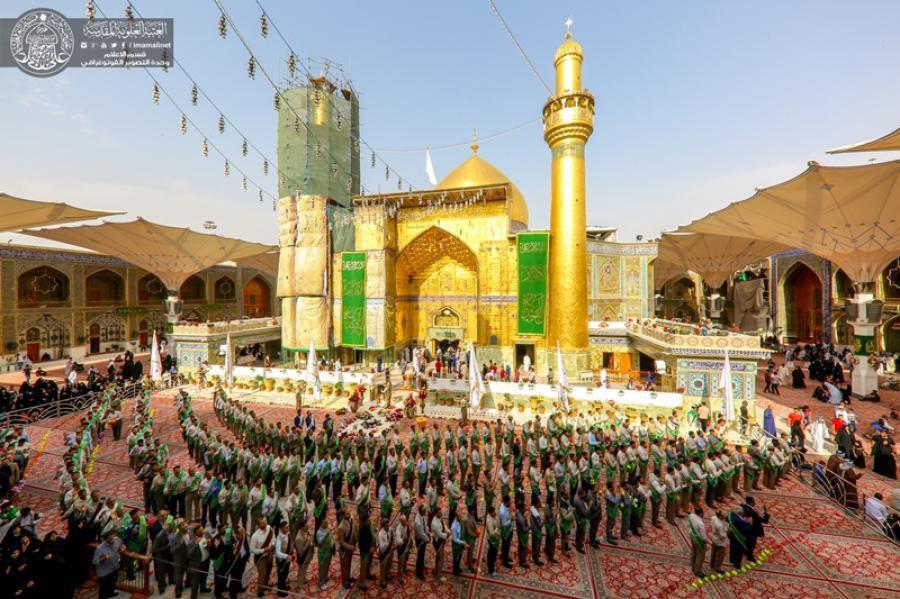Photo of Shia world celebrate Ali al-Akbar birth anniversary