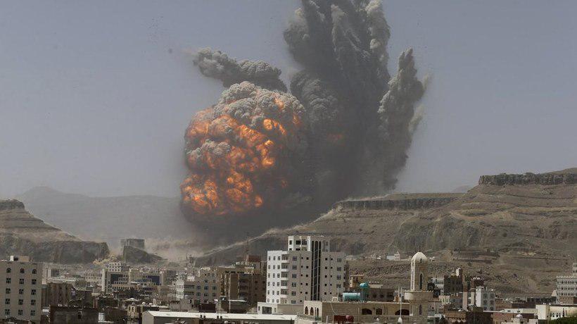 Photo of Saudi warplanes target various parts of Yemen in 32 raids