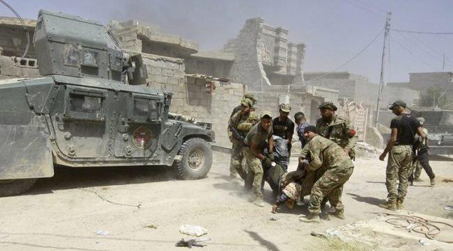 Photo of Civilian killed in bomb blast, northwest of Kirkuk: Source