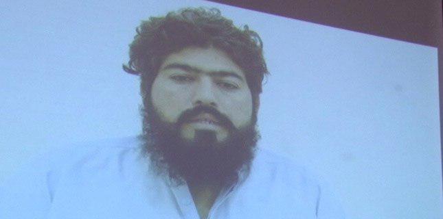 Photo of Lashkar-E-Jhangvi terrorist arrested for his role in Shia killings in Quetta