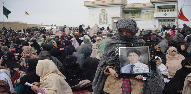 Photo of Hazara Shia killings tantamount to genocide, says Chief Justice