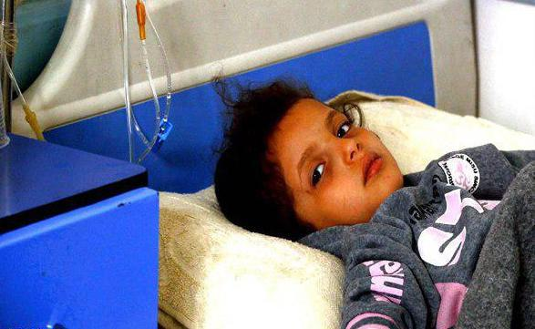 Photo of Diphtheria outbreak kills 91 in Yemen since October: WHO