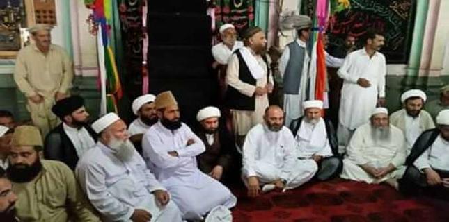 Photo of ASWJ terrorists shoot Shia religious scholar in Hangu, Pakistan