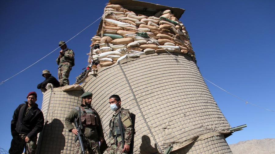 Photo of Heavy clashes in W. Afghanistan city as major Taliban offensive kicks off