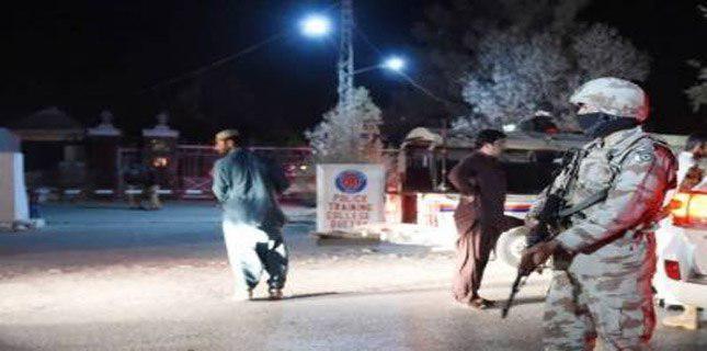 Photo of Pakistani Army kills anti-Shia commander of LeJ terrorist group in Balochistan