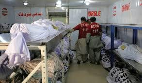 Photo of Pakistan heatwave kills 65 people in Karachi – welfare organization