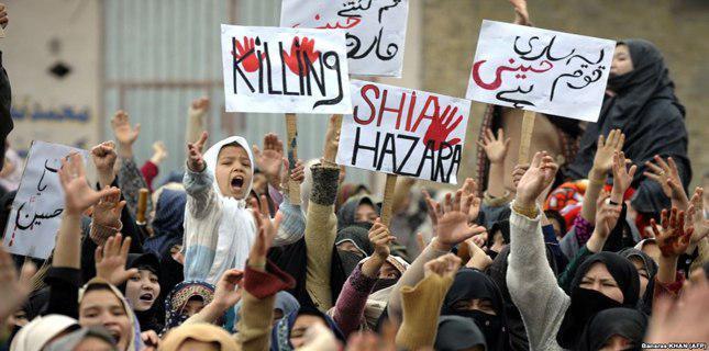 Photo of More than 4000 Shia Hazaras killed since Sept 11, 2011