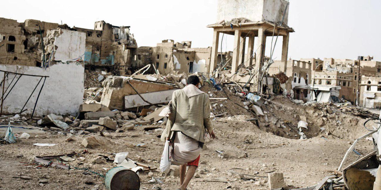 Photo of Dozens killed, injured in Saudi-led coalition bombing of Yemen's Saada