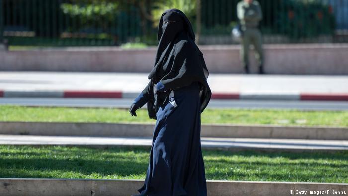 Photo of Denmark bans full-face veils in public