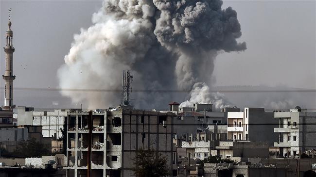 Photo of US-led strikes leave dozen civilians dead in Syria's Hasakah