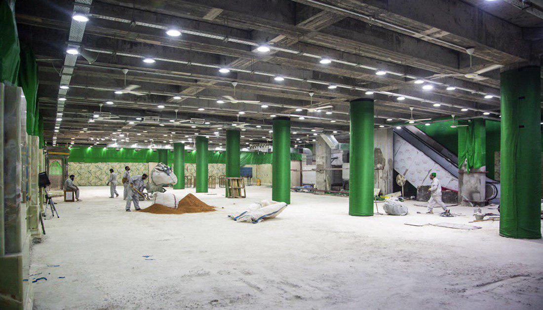 Photo of 90% of Elhujjeh Basement Project achieved