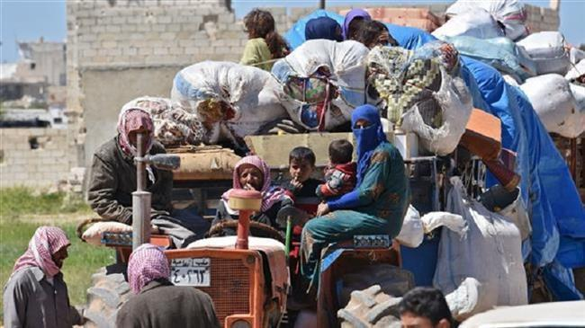 Photo of More than 920,000 displaced across Syria over past four months: UN